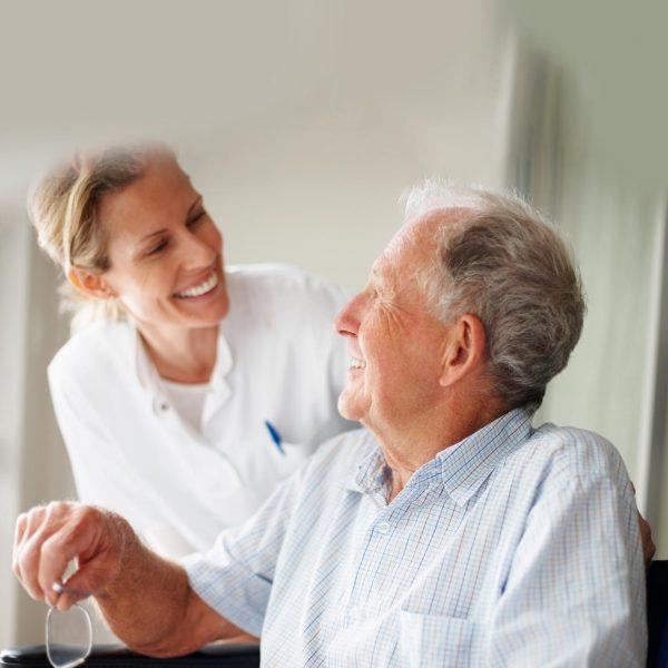 Pflege Absicherung