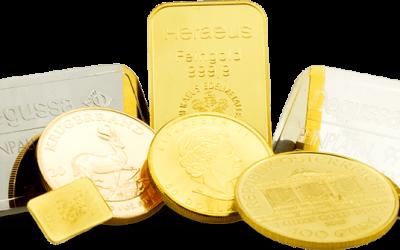 Investieren sie in Goldmünzen